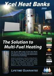Multi-Fuel Heating The Solution to - Heatweb