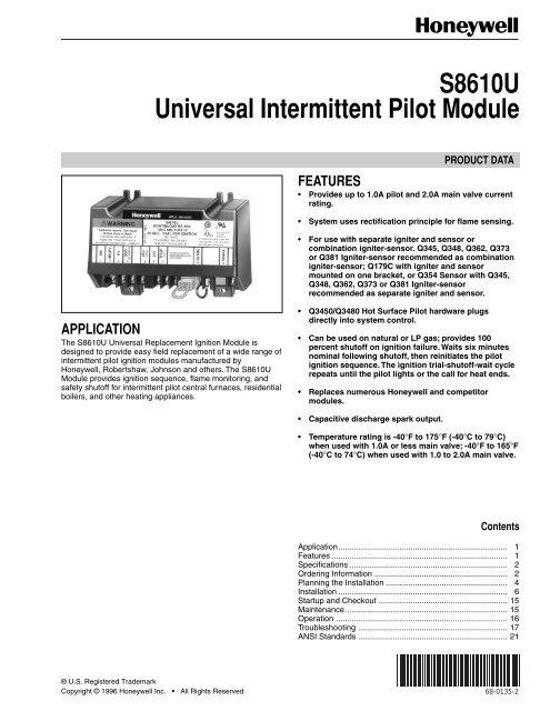 S8610U Honeywell Wiring Diagram from img.yumpu.com