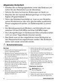 Benutzerinformation Waschmaschine ZWQ 6126 C - Electrolux-ui.com - Page 4