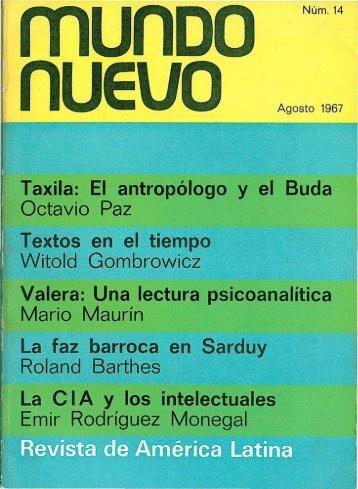 ago. 1967 - Publicaciones Periódicas del Uruguay