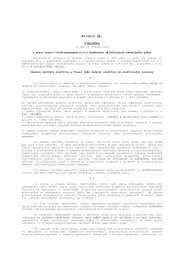 MPO - Vyhláška č. 80/2010 Sb. o stavu nouze v ... - E.ON