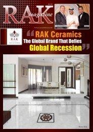 magazine - RAK Ceramics