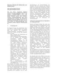 Garantiebestimmungen lineare Leistungsgarantie - eurosunn