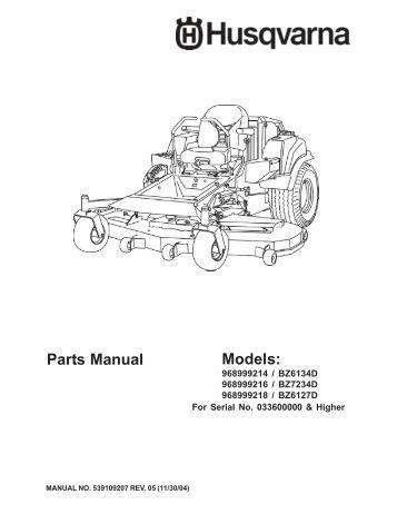 CASTER ARM MODELS: 968999