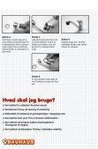 blandingsbatteriet med keramisk indsats drypper - Bauhaus - Page 2
