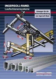 Laufschienensysteme - Ingersoll Rand