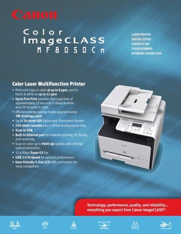 Color Laser Multifunction Printer - R3 Business Solutions
