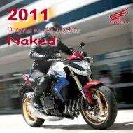 Naked Naked - Honda