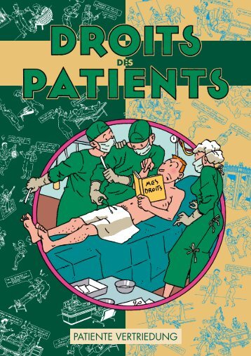 Droits des patients - Patientevertriedung asbl