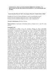 Kassia Karoline Rosa do Valle (Ciências Biológicas) - UMC