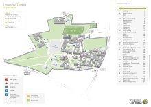 university of cumbria lancaster campus map Bowerham Magazines university of cumbria lancaster campus map