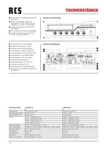 Datenblatt im PDF-Format - ela-online-shop