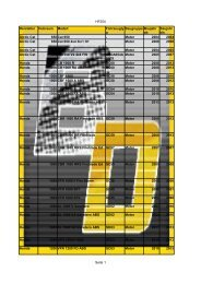 HF204 Seite 1 Hersteller Hubraum Modell Baugruppe ... - Motobay
