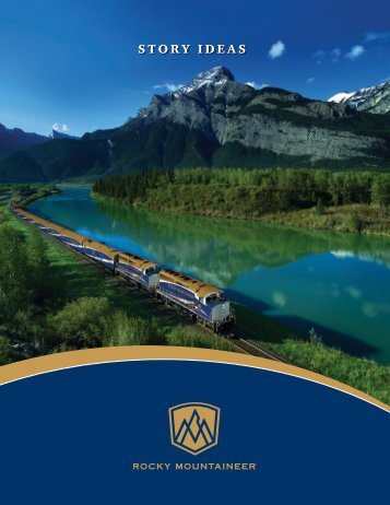 STORY IDEAS - Rocky Mountaineer