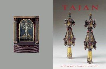 Judaïca - Tajan