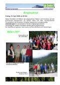 Bergtour - Deutscher Alpenverein Sektion Kaufering - Seite 6