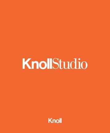 KnollStudio Overview Brochure