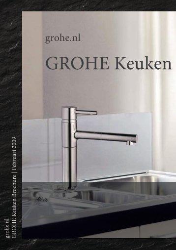 GROHE Keuken Brochure - documentatie