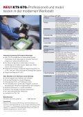 KTS 670: Das mobile Testsystem zur professionellen Steuergeräte ... - Seite 3