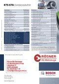 KTS 670: Das mobile Testsystem zur professionellen Steuergeräte ... - Seite 4