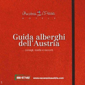 Guida alberghi dell'Austria