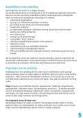 Opleiding verpleegkunde - Stedelijk Onderwijs - Page 5