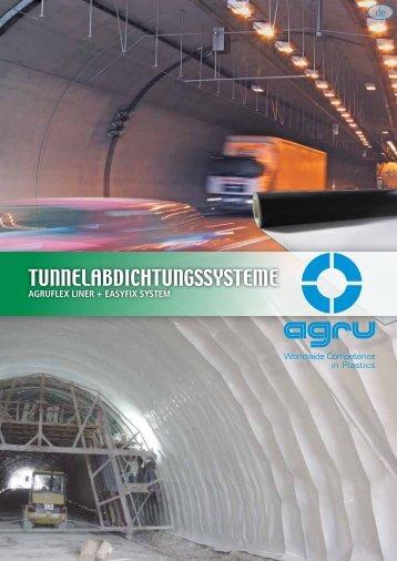Prospekt Tunnel Lining Systems - Xorella-Frank AG