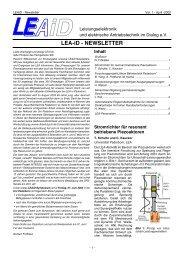 Ausgabe 2002 - Fachgebiet Leistungselektronik und Elektrische ...