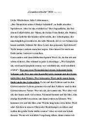"""""""Grumbeerefescht"""" 2010 2 Kor. 9,6-11 Liebe Mitchristen, liebe ..."""