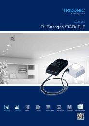 Tengine STARK DLE - Tridonic