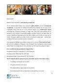 Cursus Receptioniste - Ondernemersschool - Page 2