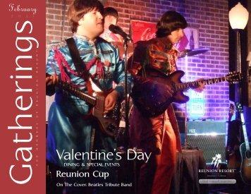 Valentine's Day - Wyndham Vacation Resorts