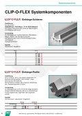 CLIP-O-FLEX Die Weltneuheit! - Hommel & Seitz - Page 4
