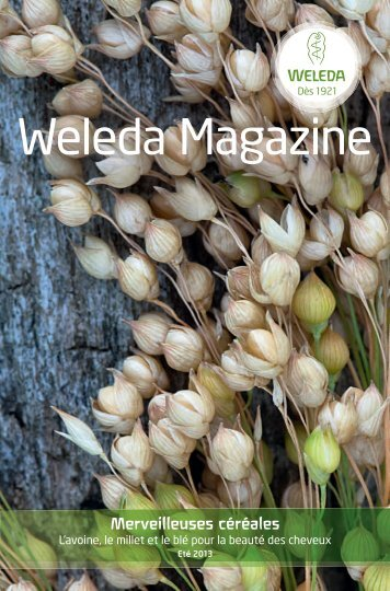 Weleda Magazine, printemps 2013 PDF-Download