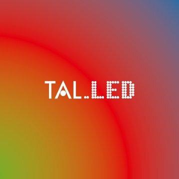 LED catalogue 2009 - Tal.be