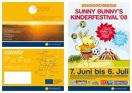 7. Juni bis 6. Juli - Sonnentherme Lutzmannsburg