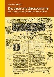 DIE BIBLISCHE URGESCHICHTE - Orah.ch