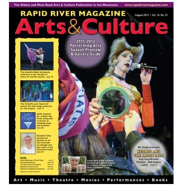James Cassara - Rapid River Magazine
