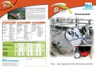 Einstreutechnik - BvL Group