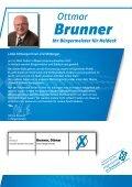 Wahlprogramm zur Kommunalwahl 2014 - Seite 2
