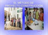 EL MÉTODO DE PROYECTO-CONSTRUCCIÓN - Dolmen de Soto