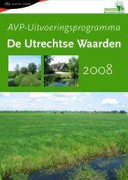 2.3 Gebiedscommissie De Utrechtse Waarden - Provincie Utrecht