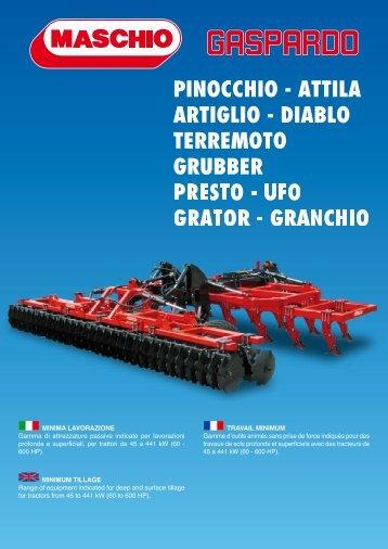 PINOCCHIO - ATTILA ARTIGLIO - DIABLO ... - Scan-Agro