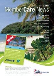 Issue 2, 2008 - UFS Pharmacies