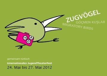 24. Mai bis 27. Mai 2012