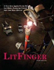 LitFingerArticle (Page 1) - Underwater Kinetics