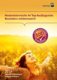 Legend Niederösterreichs 44 Top-Ausflugsziele Besonders ...