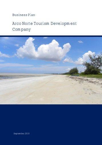 Arco Norte Tourism Development Company Five-year ... - tipmoz
