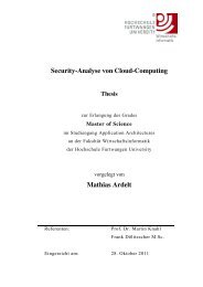 Security-Analyse von Cloud-Computing Mathias Ardelt