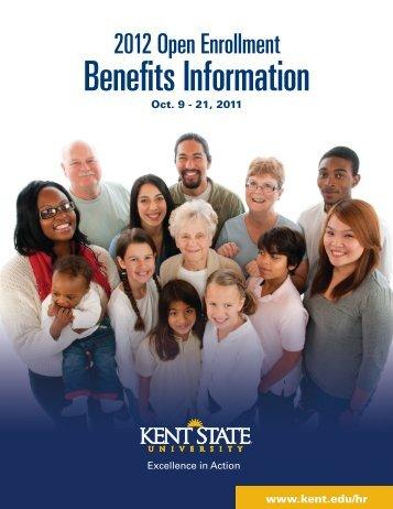 Benefits Information - Kent State University